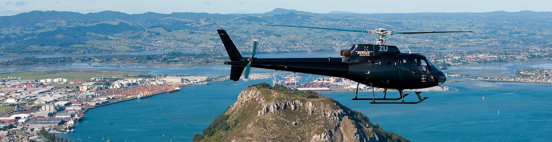 Aerius Helicopters Tauranga